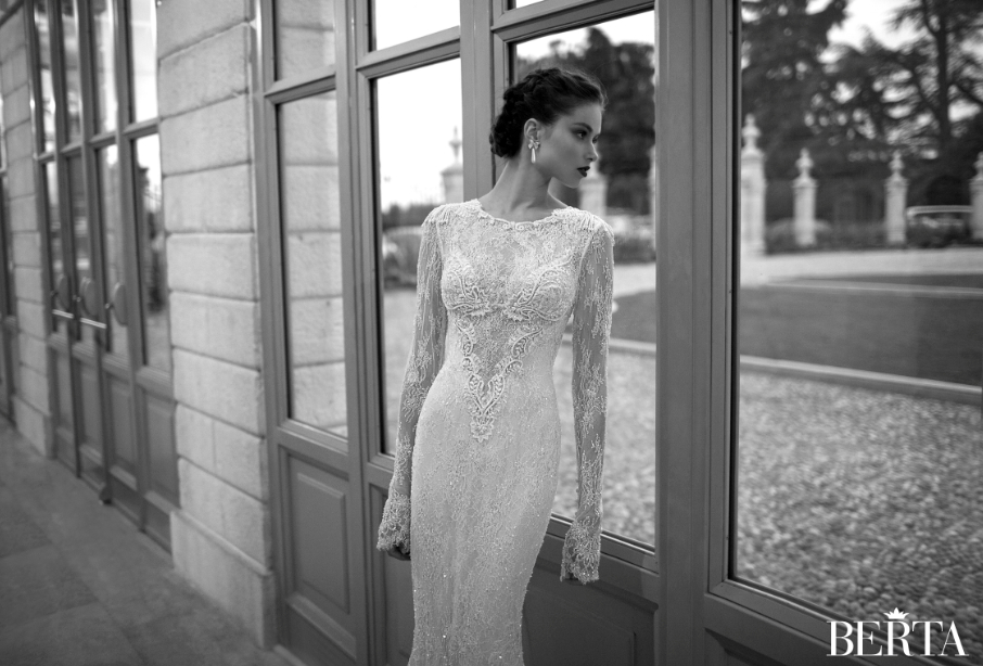 Berta Bridal Winter 2014 Collection Loveweddingsng12