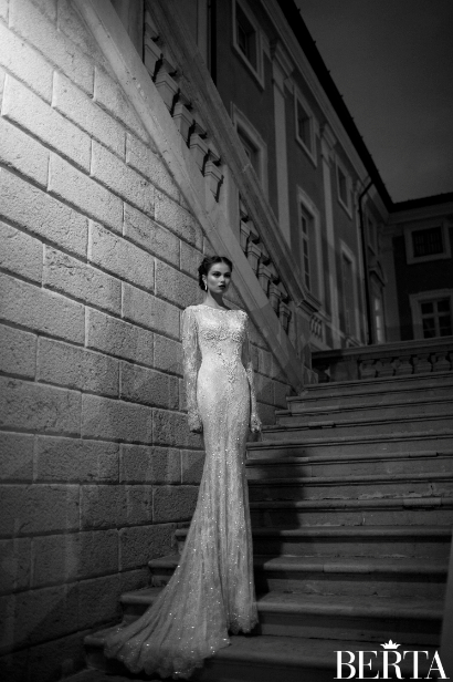 Berta Bridal Winter 2014 Collection Loveweddingsng14