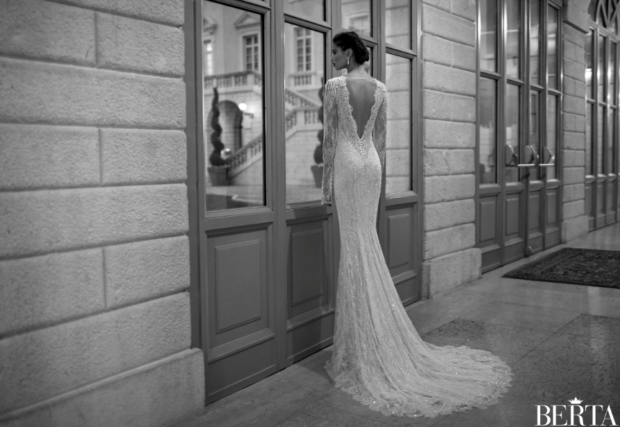 Berta Bridal Winter 2014 Collection Loveweddingsng16