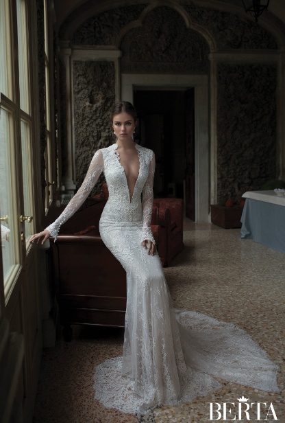 Berta Bridal Winter 2014 Collection Loveweddingsng2