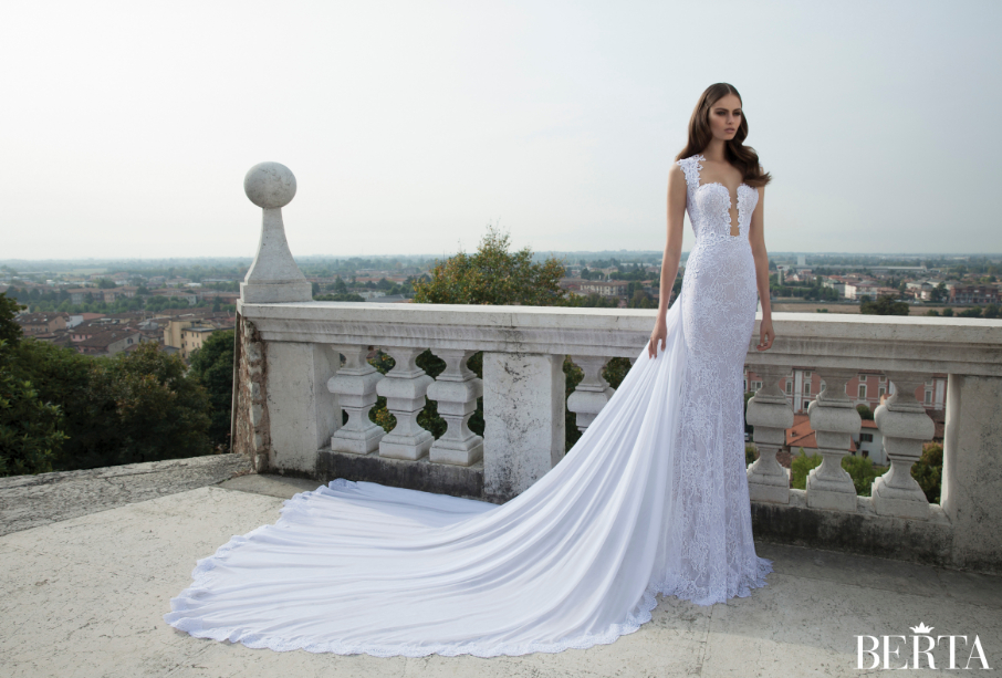 Berta Bridal Winter 2014 Collection Loveweddingsng20