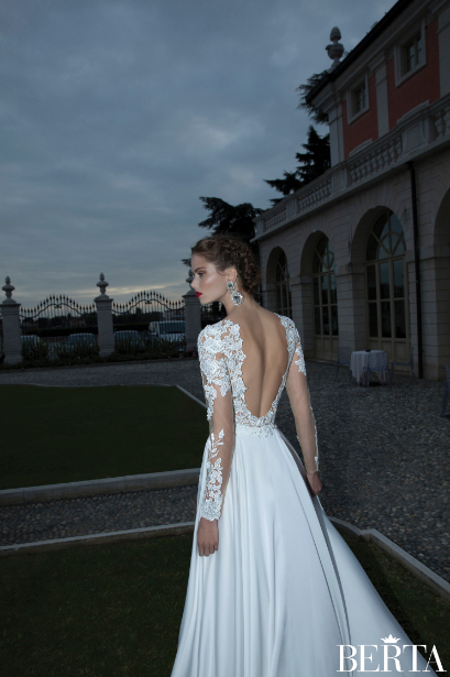 Berta Bridal Winter 2014 Collection Loveweddingsng28