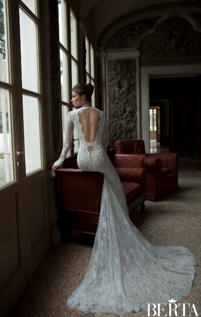 Berta Bridal Winter 2014 Collection Loveweddingsng3
