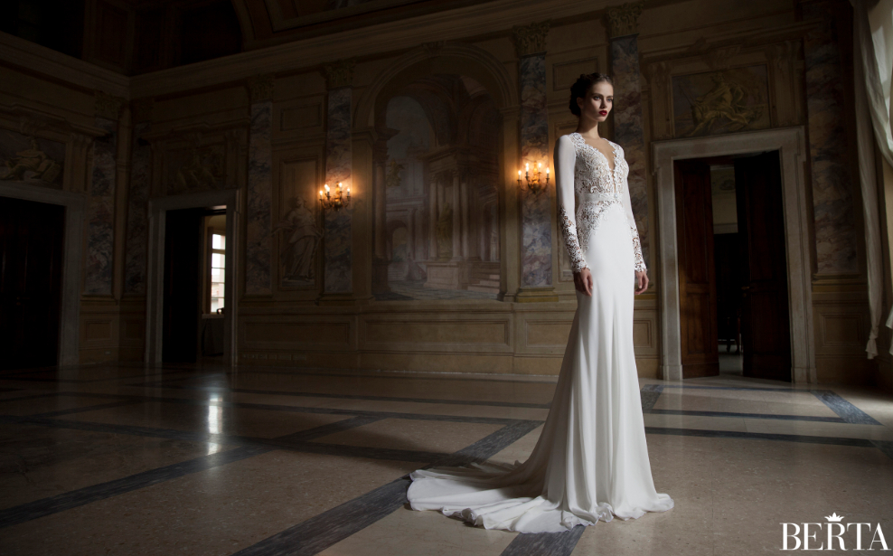 Berta Bridal Winter 2014 Collection Loveweddingsng33