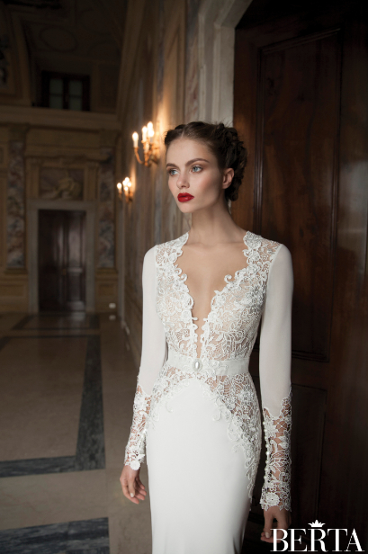 Berta Bridal Winter 2014 Collection Loveweddingsng34
