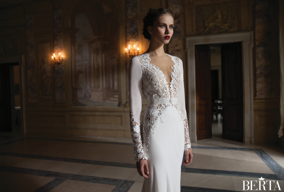 Berta Bridal Winter 2014 Collection Loveweddingsng36