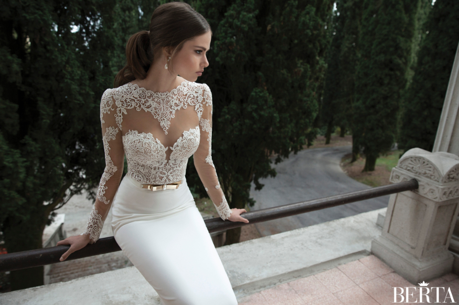 Berta Bridal Winter 2014 Collection Loveweddingsng38