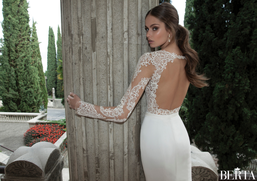 Berta Bridal Winter 2014 Collection Loveweddingsng39