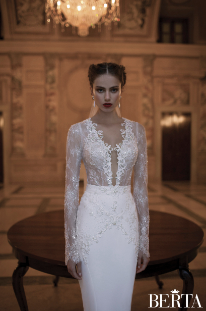 Berta Bridal Winter 2014 Collection Loveweddingsng4