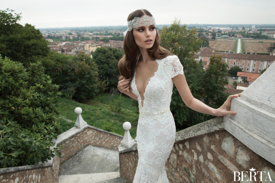 Berta Bridal Winter 2014 Collection Loveweddingsng7
