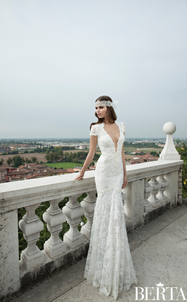 Berta Bridal Winter 2014 Collection Loveweddingsng9