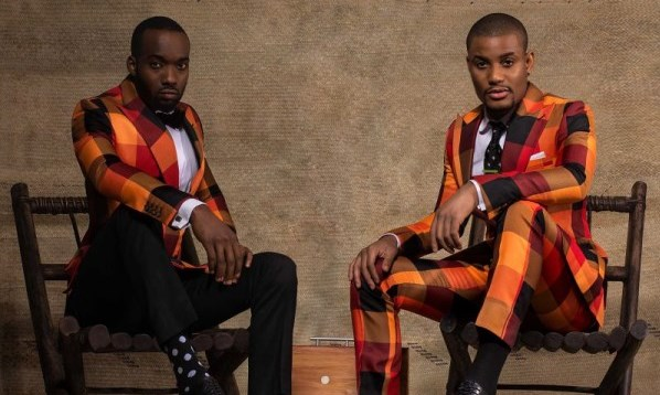 The Debonair McMeka 'Man About Town' Collection Lookbook