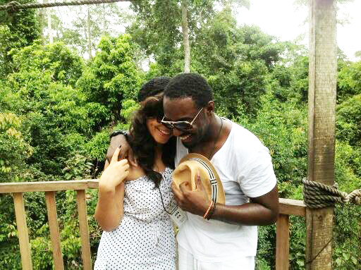 Jim Iyke Nadia Buari Engaged1