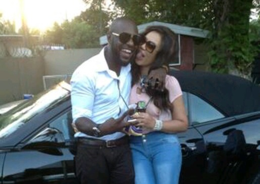 Jim Iyke Nadia Buari Engaged2