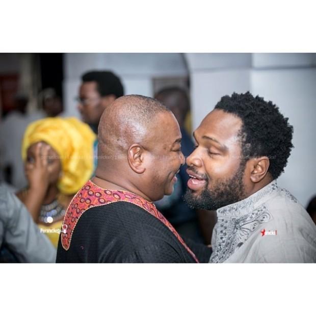 Loveweddingsng Bez Idakula weds Bolatito Ladoja - Olisa Adibua and Cobhams Asuquo