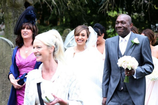 Loveweddingsng Jessica Ennis weds Andy Hill8