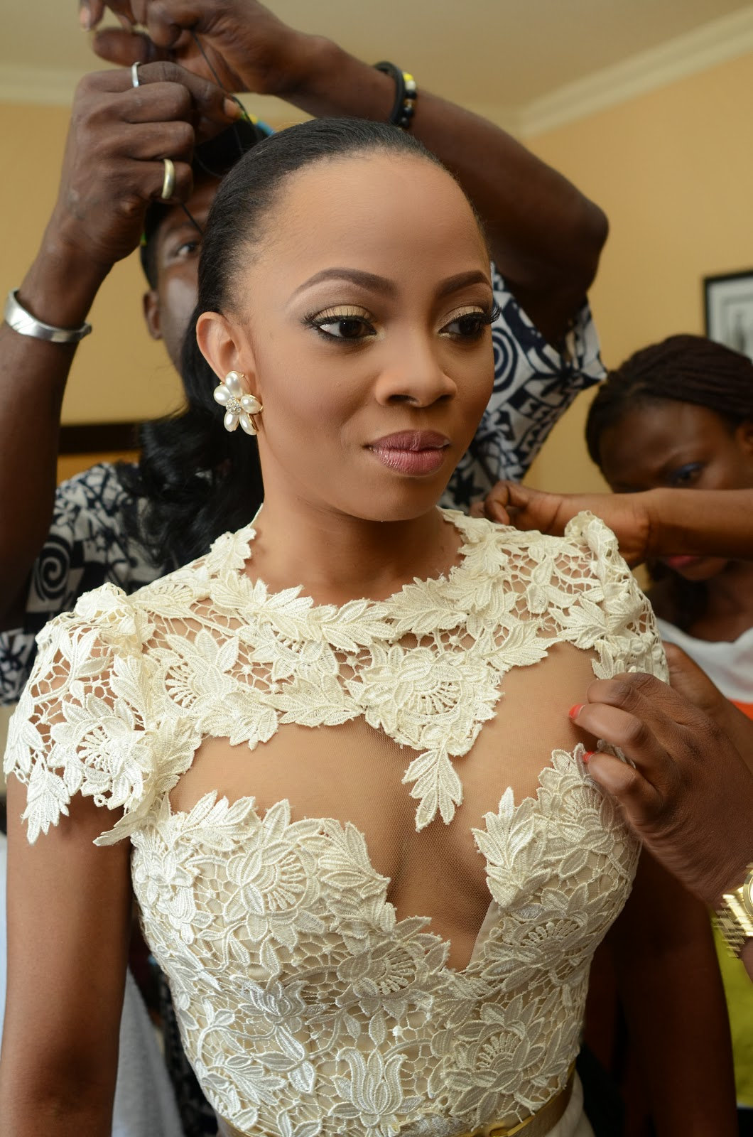 Loveweddingsng Toke Makinwa weds Maje Ayida10