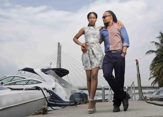 Moses Inwang and Emem Udonquak wedding2
