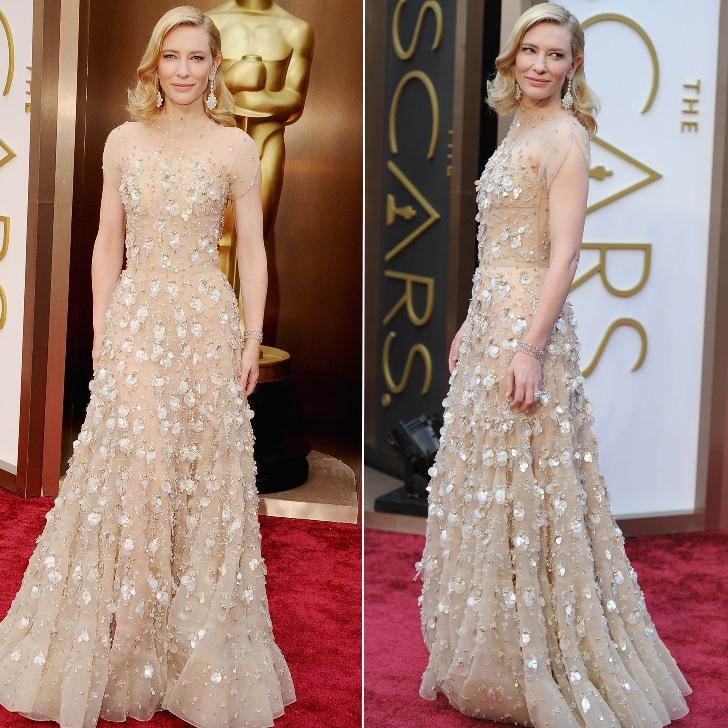 Oscars 2014 - Cate Blanchett1