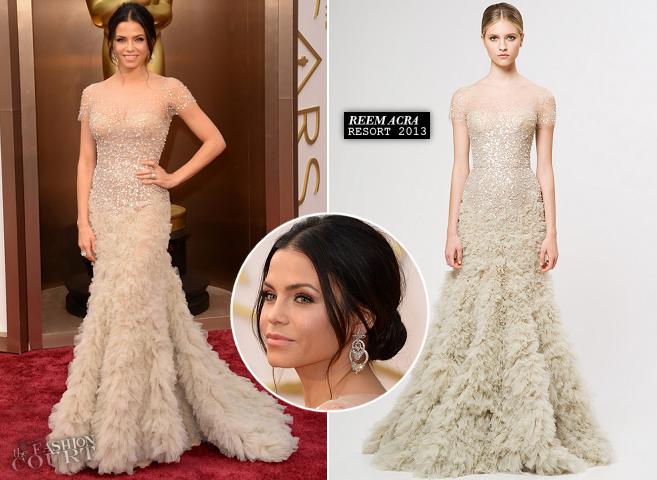 Oscars 2014 - Jenna Dewan
