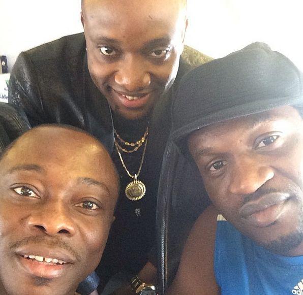 Paul Okoye Anita Isama Paul Okoye Psquare, Julius Agwu, kcee1