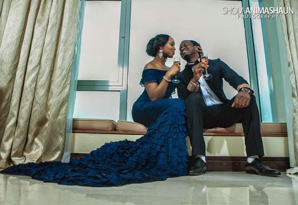 Paul Okoye - Psquare Anita Isama Prewedding11