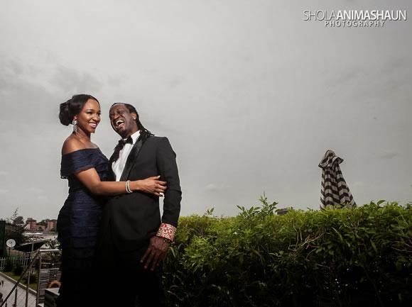 Paul Okoye - Psquare Anita Isama Prewedding13
