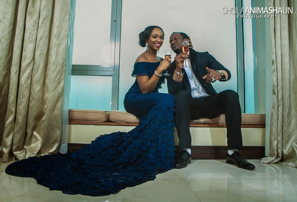 Paul Okoye - Psquare Anita Isama Prewedding14