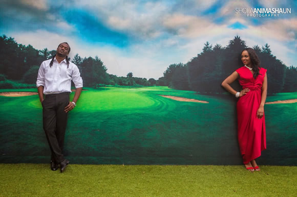 Paul Okoye - Psquare Anita Isama Prewedding7