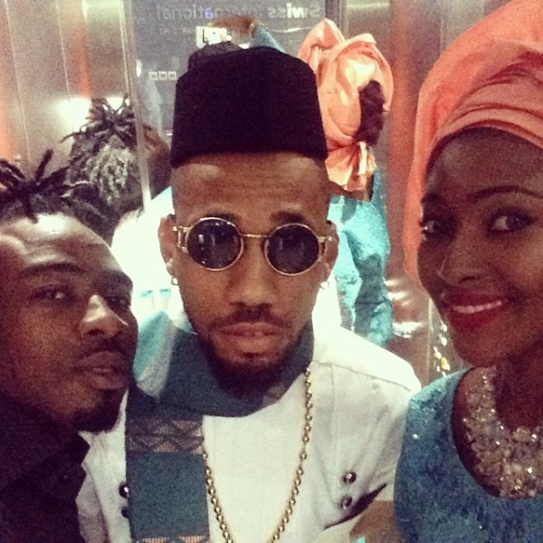 Paul Okoye and Anita Isama Traditional Wedding - Alex Mouth, Phyno, Lilian Esoro
