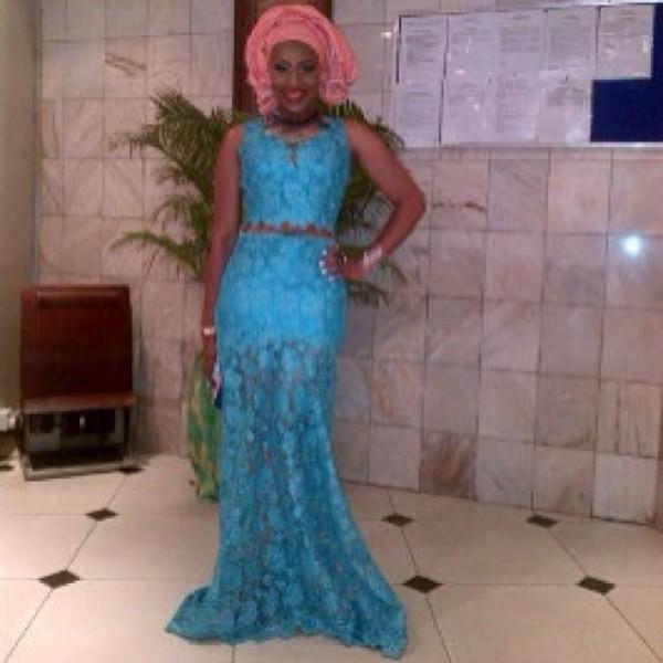 Paul Okoye and Anita Isama Traditional Wedding - Ebube Nwagbo
