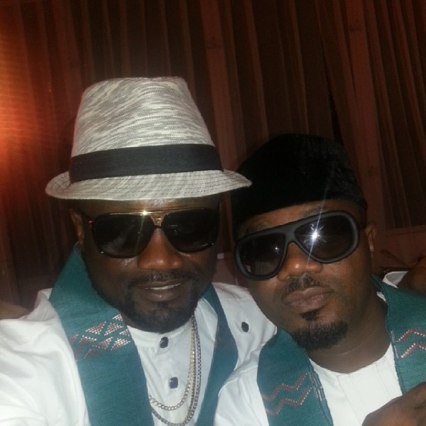 Paul Okoye and Anita Isama Traditional Wedding - Jude Okoye and Jimmy Jatt