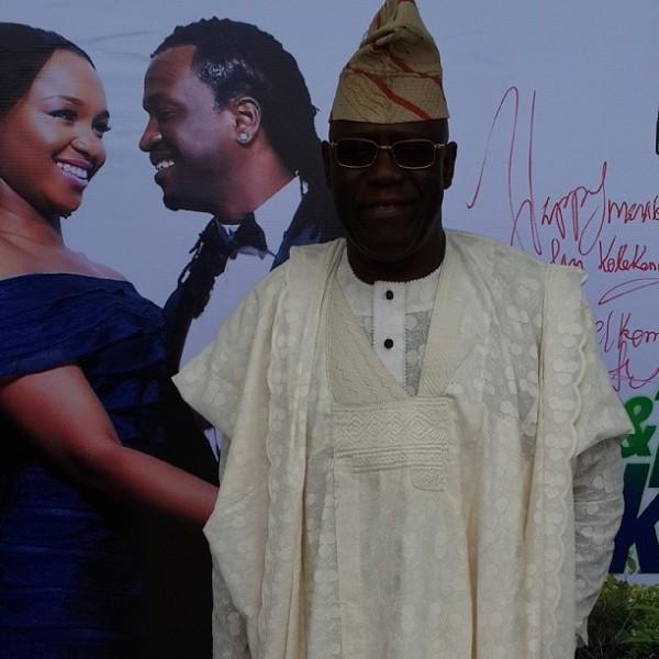 Paul Okoye and Anita Isama Traditional Wedding - Kenny Ogungbe