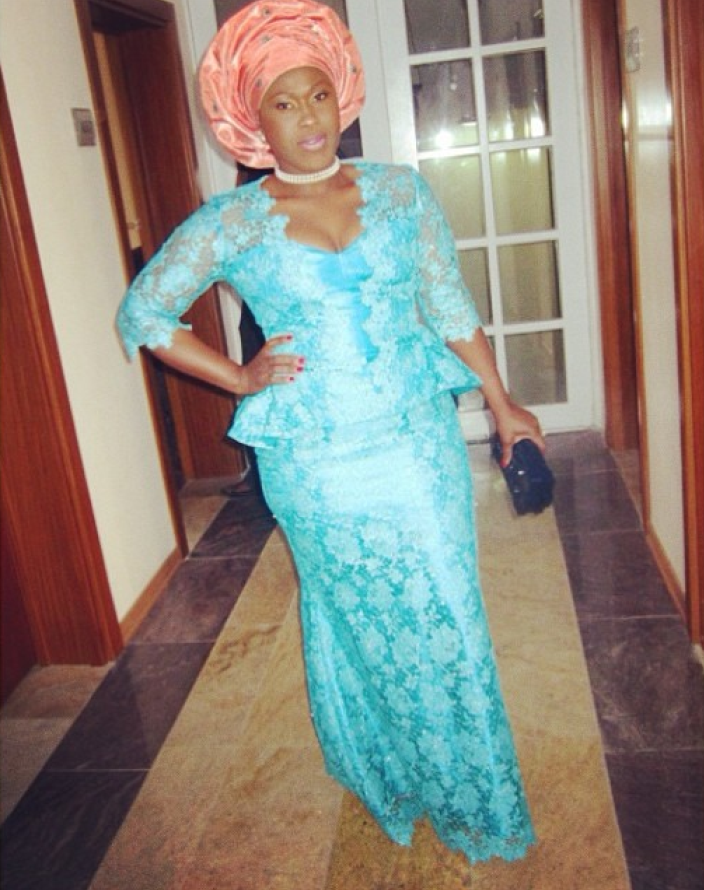 Paul Okoye and Anita Isama Traditional Wedding - Uche Jombo Rodrigues