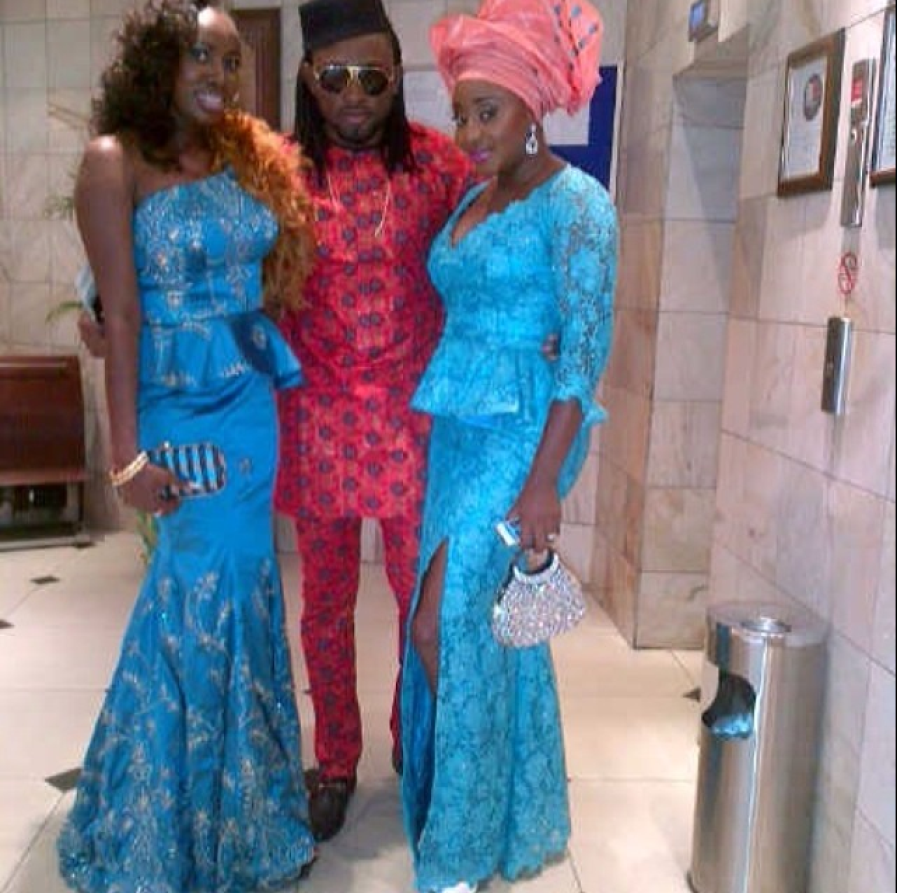 Paul Okoye and Anita Isama Traditional Wedding - Uti Nwachukwu, Ini Edo