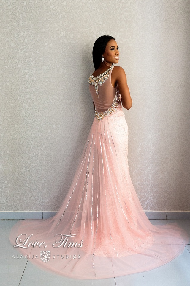 The Loila Collection by Love Timms - Reception Dress - Loveweddingsng3