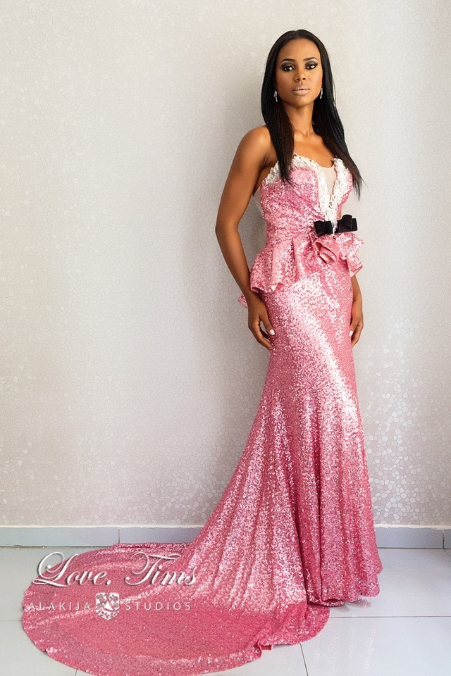 The Loila Collection by Love Timms - Reception Dress - Loveweddingsng6
