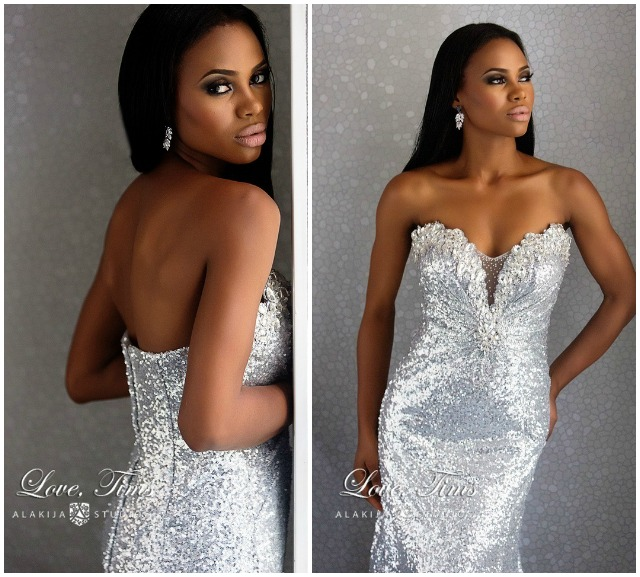 The Loila Collection by Love Timms - Reception Dress - Loveweddingsng8