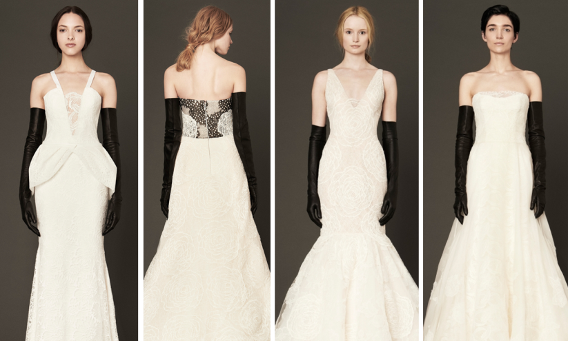 Vera Wang Bridal Collection Spring 2014