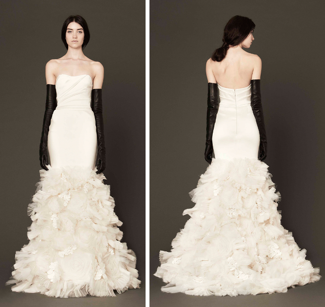 Vera Wang Bridal Collection Spring 2014 Loveweddingsng