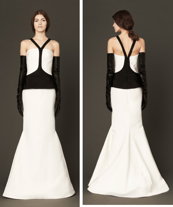 Vera Wang Bridal Collection Spring 2014 - Loveweddingsng1