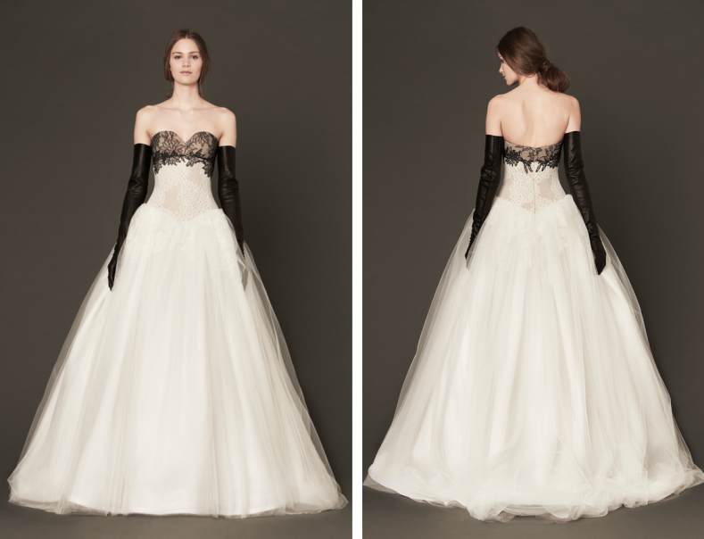 Vera Wang Bridal Collection Spring 2014 - Loveweddingsng11