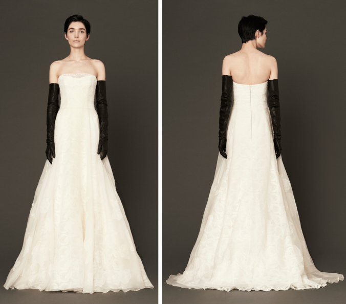 Vera Wang Bridal Collection Spring 2014 - Loveweddingsng12