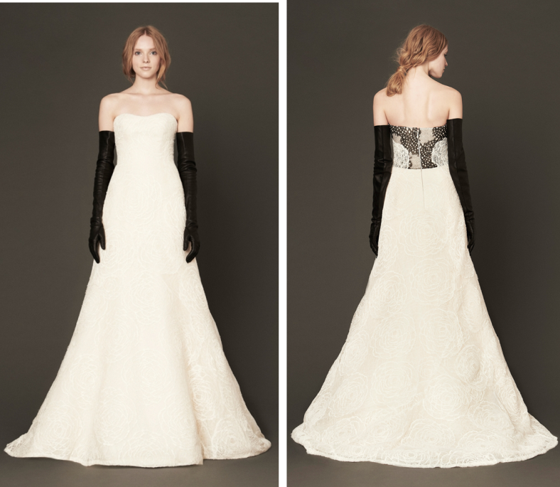 Vera Wang Bridal Collection Spring 2014 - Loveweddingsng13