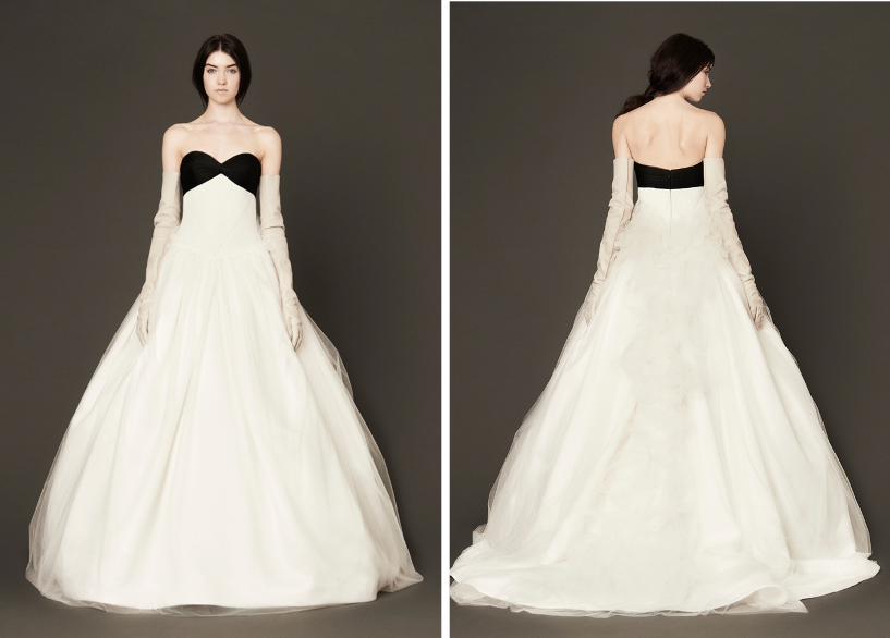 Vera Wang Bridal Collection Spring 2014 - Loveweddingsng14