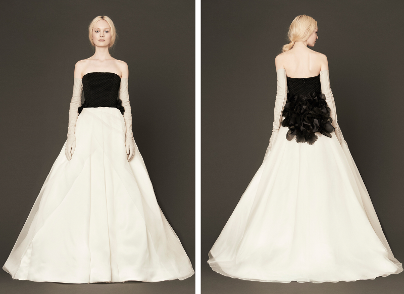 Vera Wang Bridal Collection Spring 2014 - Loveweddingsng2
