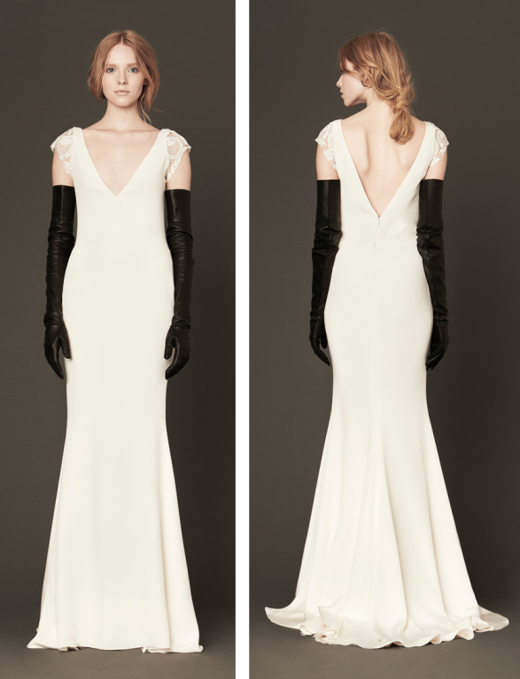 Vera Wang Bridal Collection Spring 2014 - Loveweddingsng3