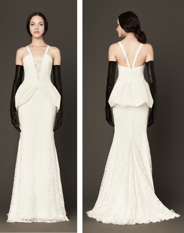 Vera Wang Bridal Collection Spring 2014 - Loveweddingsng5