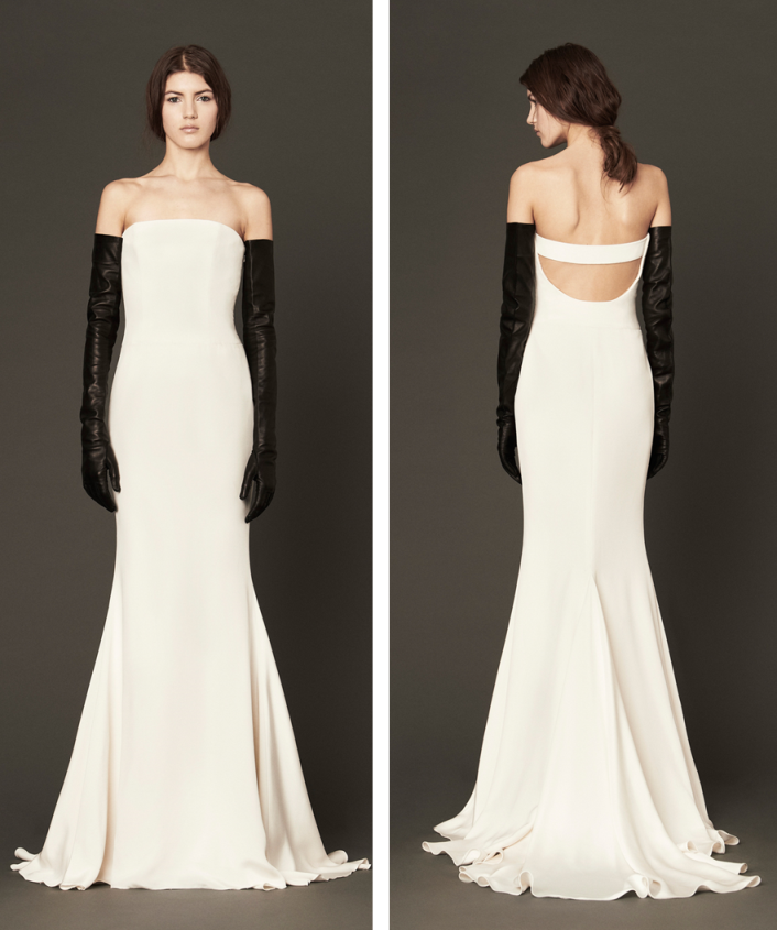Vera Wang Bridal Collection Spring 2014 - Loveweddingsng6