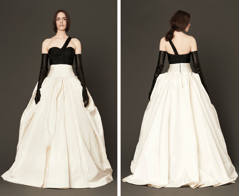 Vera Wang Bridal Collection Spring 2014 - Loveweddingsng7